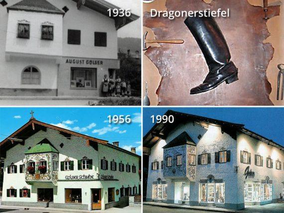 Golser Firmengeschichte