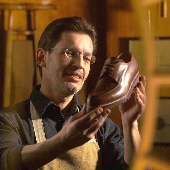 Maßkonfektion: Schuhe der Meisterklasse