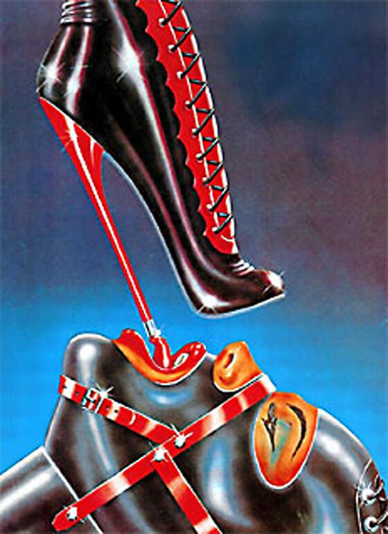 Der Schuhliebhaber
