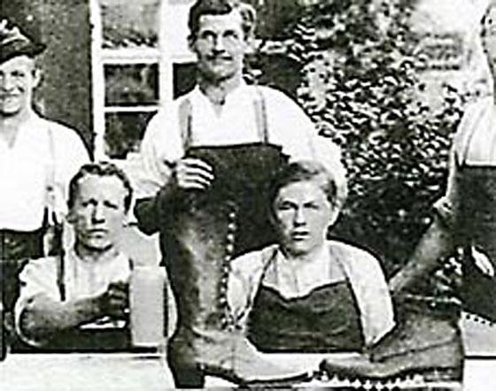 Schuh-Klassiker Haferl